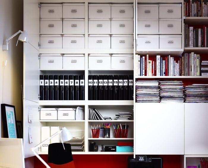 unordnung hat keine chance mit wei en kassett boxen mit deckel in verschiedenen gr en in best. Black Bedroom Furniture Sets. Home Design Ideas