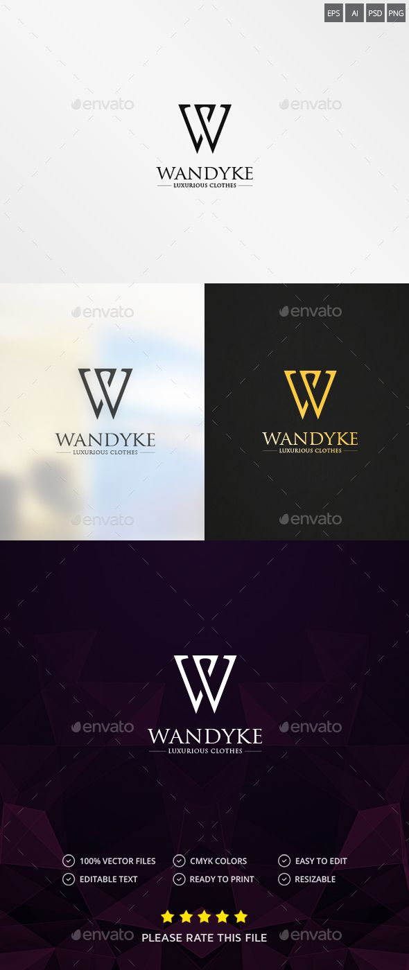 Get your premium, luxury brand logo now! #logo #luxury