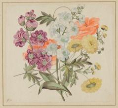 Untitled (Bouquet, JH 110) JOHN HANCOCK (ENGLISH, b. 1757–UNKNOWN) C. 1825