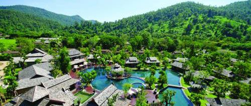 Top 5 Star Hotels In Chiang Mai Thailand