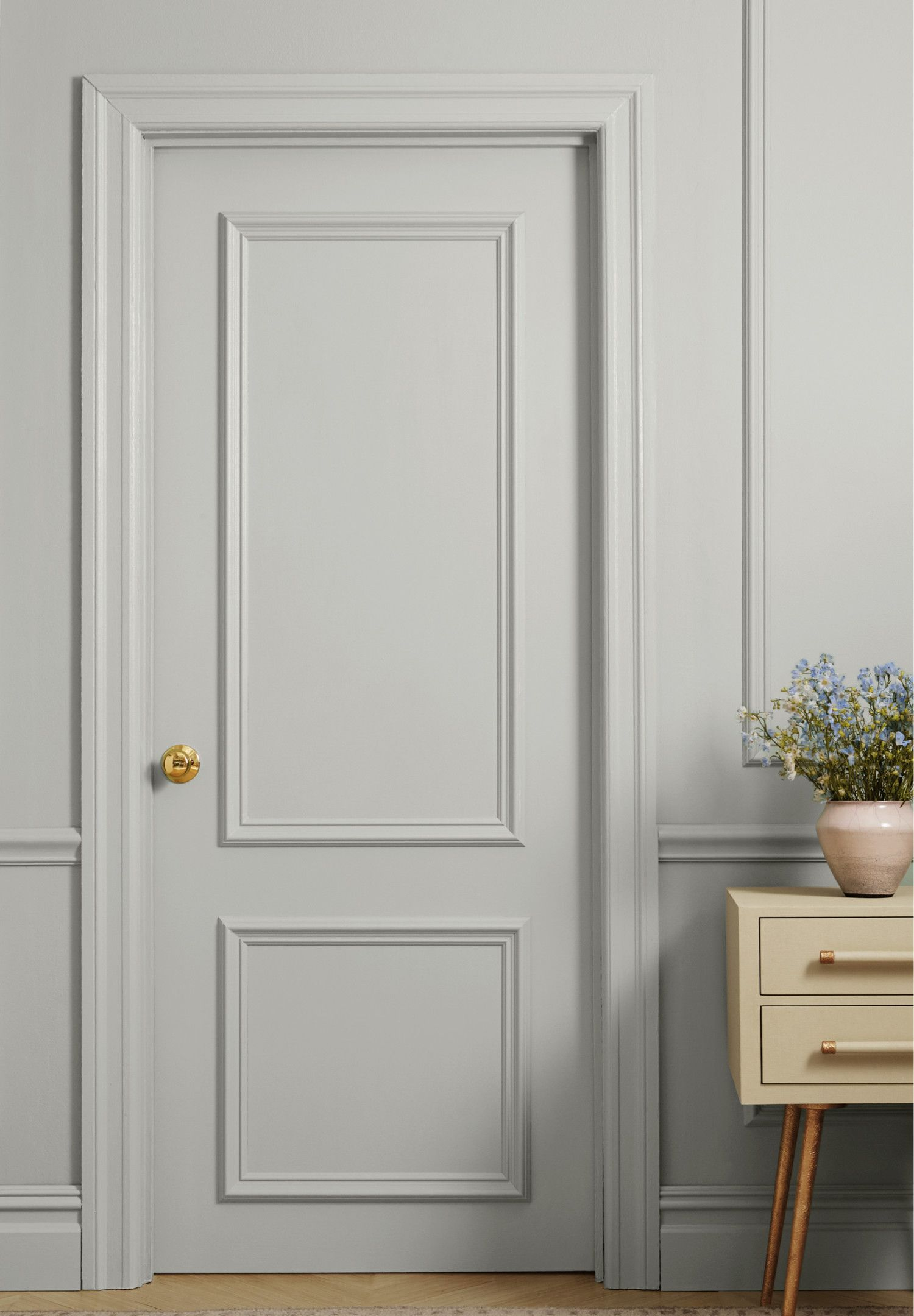 Seize The Gray Door Design Interior Wood Doors Interior Interior Door Styles Bedroom door wood paint