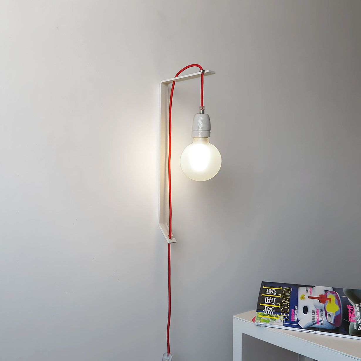lampada da parete Stylux Designobject Light Lampade da