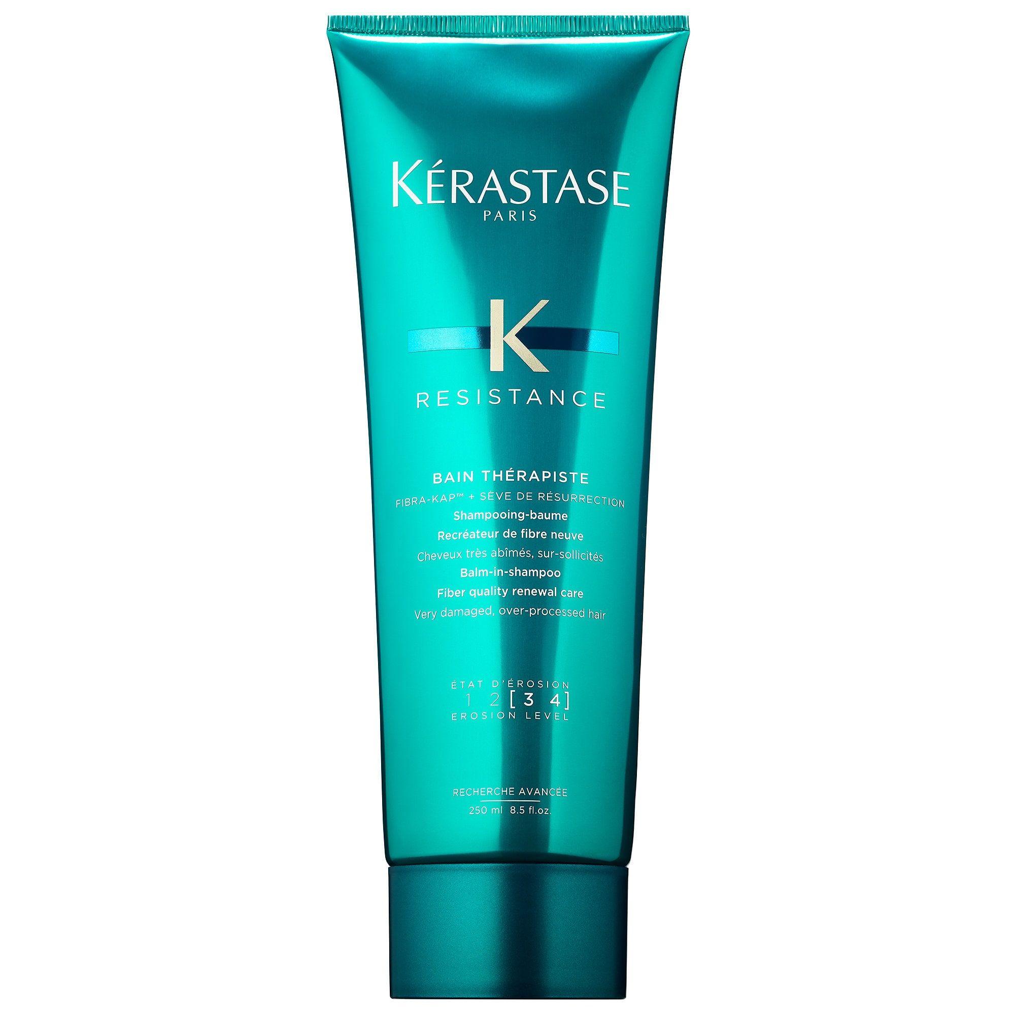 Resistance Shampoo for Severely Damaged Hair Kérastase