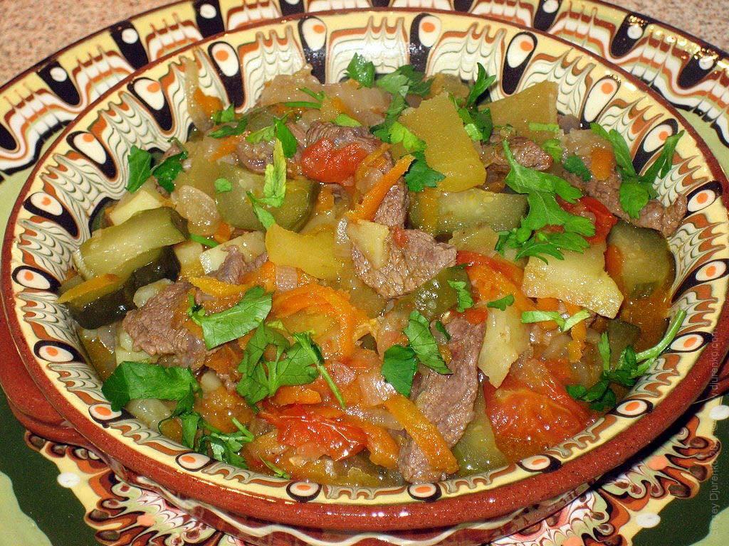 радостью раздвигает татарская кухня рецепты с фото вторые блюда листок