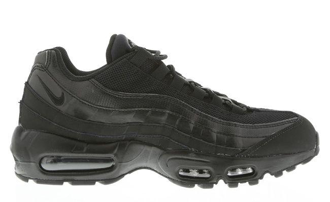 shop air max 95 si triple black 90c6f bf78a