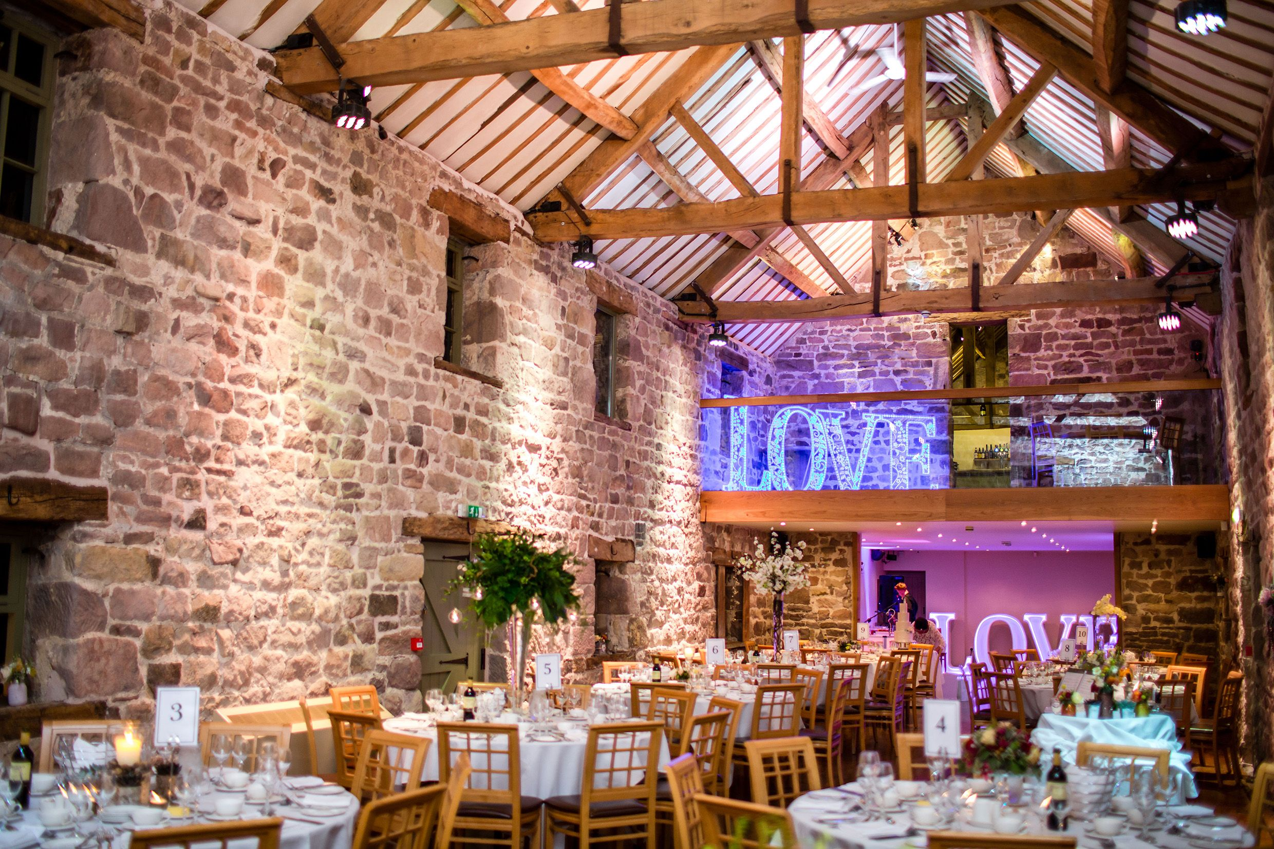 The Ashes Tasting Evening 2016 Country house wedding