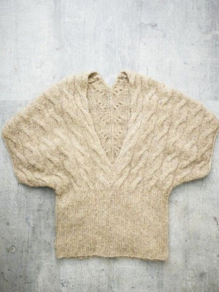 Photo of Kimono-Pullover stricken – mit Anleitung | Wunderweib