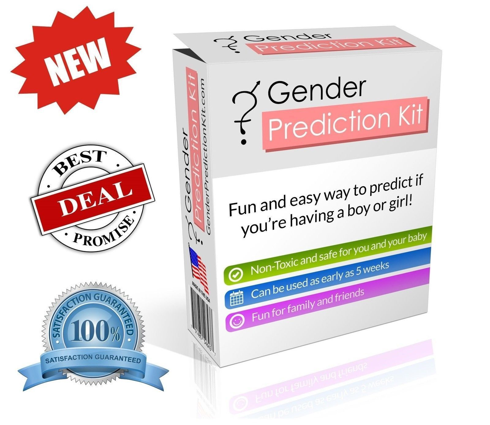 Calm Baby Gender Predictor Test Kit Early Pregnancy Prenatal Sex Test Predict Baby Gender Predictor Test Kit Early Pregnancy Prenatal Sex Test Gender Prediction Test Walgreens Gender Prediction Test A inspiration Gender Prediction Test