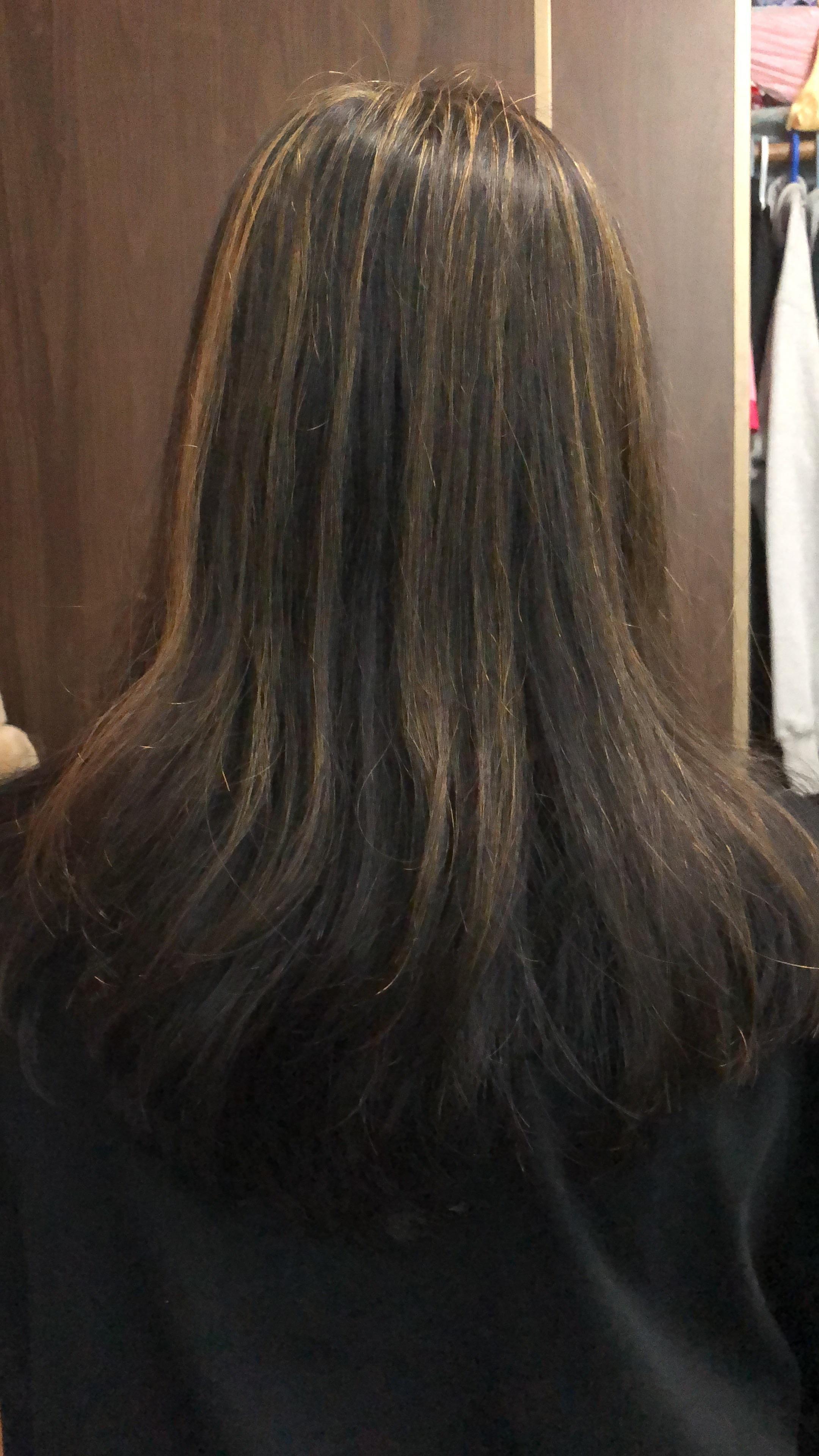 Tiger Stripe Highlights Please Help Asap Hair Beauty Skin