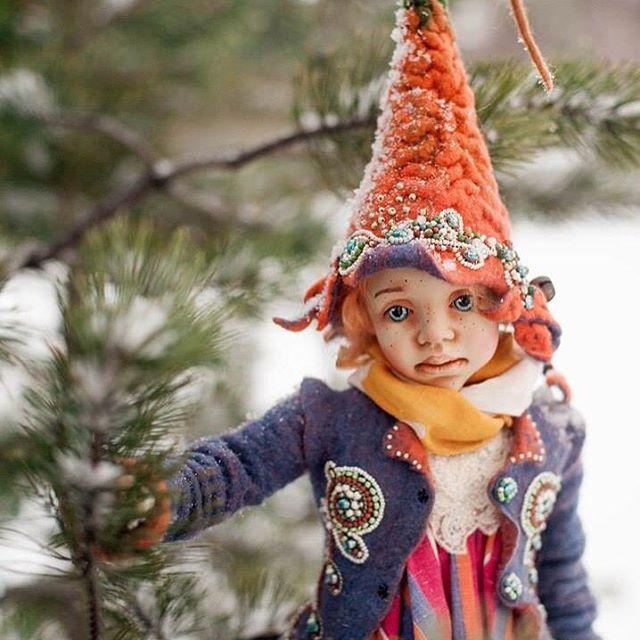 Анонсирую участников выставки Панна Doll'я очень люблю этих деревякусов!!! Целая страна создана @irina.e.cherepanova #арт #а #кукласвоимируками #кукла #doll #dollstagram #artist #art #fotodolls #fotos #vscominsk #vsco