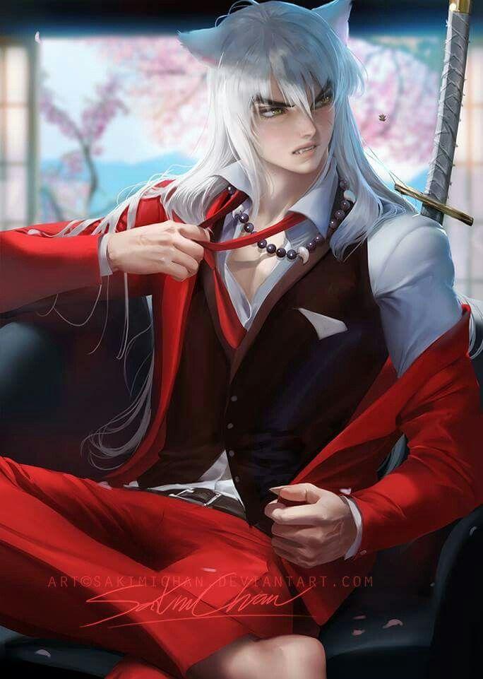 Anime Galleries dot Net - Inuyasha pics/Sesshomaru to sexy ... |Inuyasha Hot
