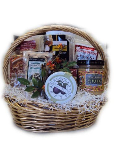 Deluxe Diabetic Healthy Christmas Gift Basket * To view further for ...