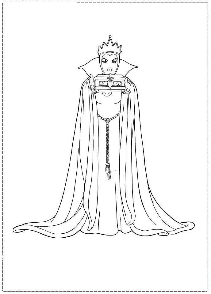 Pin By Coloring Fun On Snow White The Seven Dwarves Snow White Coloring Pages Disney Coloring Pages Coloring Pages