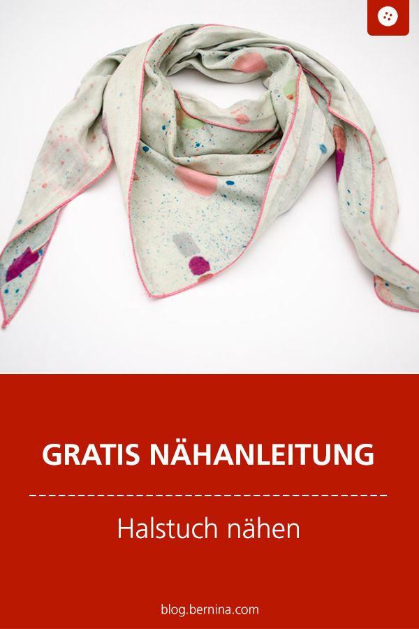 Photo of Geschenkidee: Kuschelige Tücher nähen » BERNINA Blog
