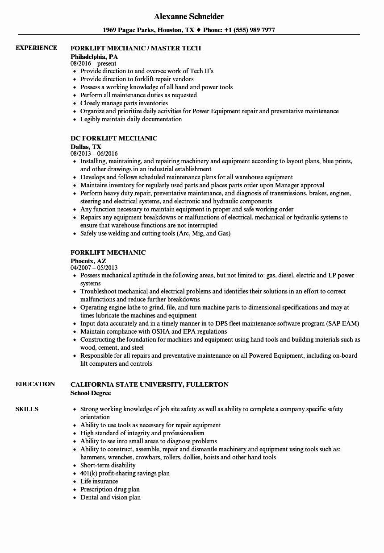 20 Mechanic Job Description Resume Mechanic Jobs Job Description Good Resume Examples
