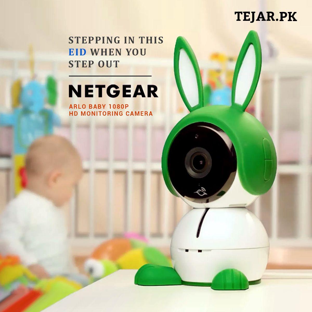 Arlo baby 1080p hd monitoring camera camera netgear baby