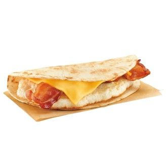 180 Cal Dunkin Donuts Bacon Egg Amp Cheese Wake Up Wrap