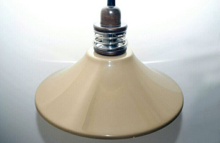 Online veilinghuis Catawiki: Retro Vintage lamp uit de jaren 60