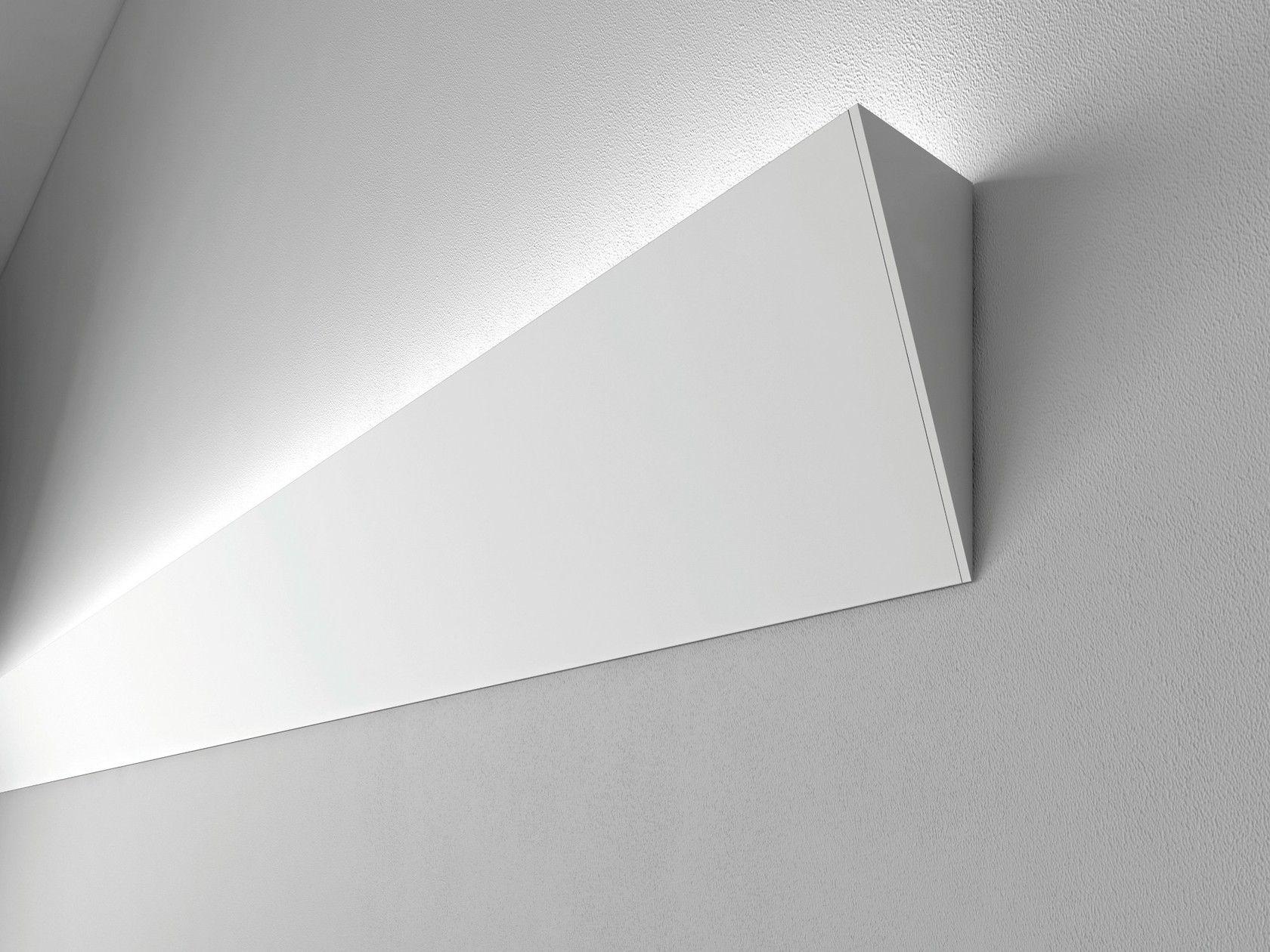 Lampada da parete a led flik flok by lucifero s lampade