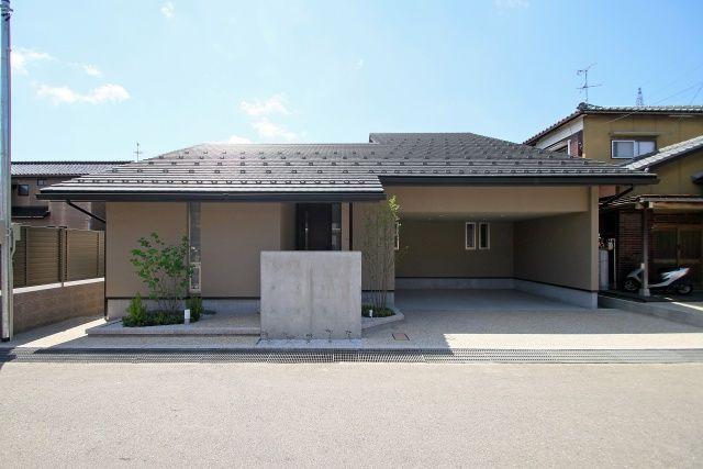 優美な空間 を楽しむ住まい 棟別ギャラリー ほそ川建設株式会社 金沢