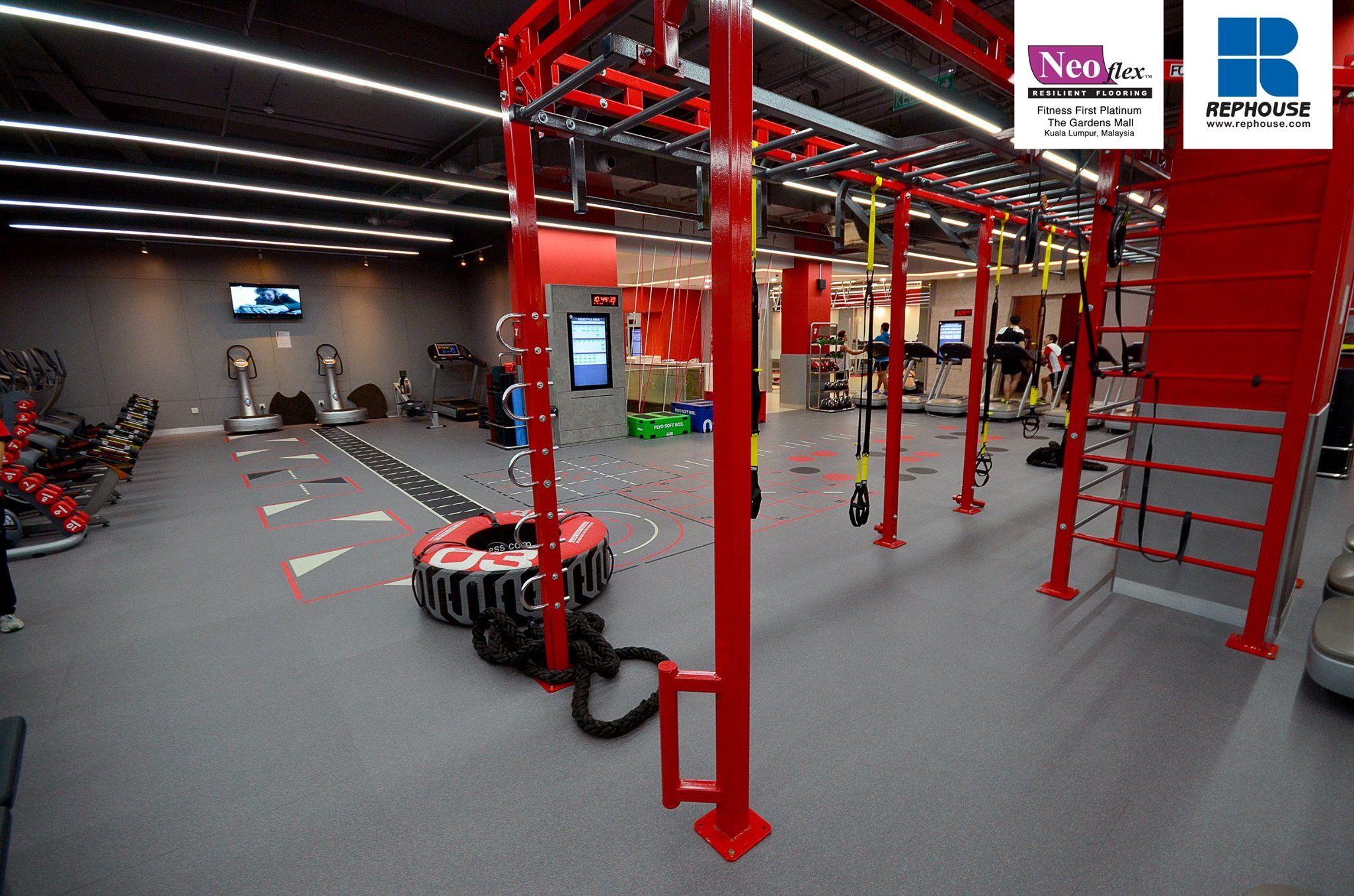 Fitness First Gardens Mall 1