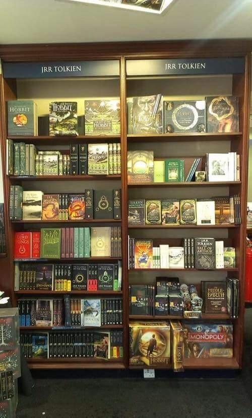 #jrrtolkien #middleearth #books