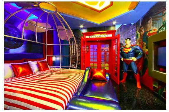 Superman bedroom decoration   Science Fiction in 2019 ...