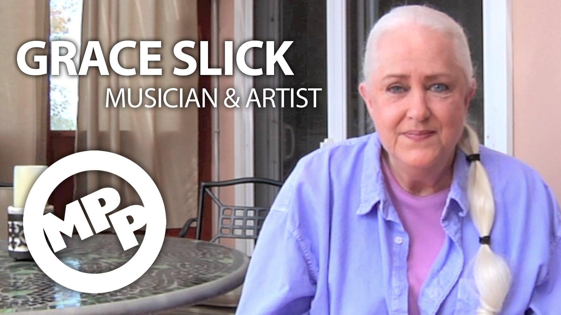 Grace Slick: Less Alcohol, More Marijuana