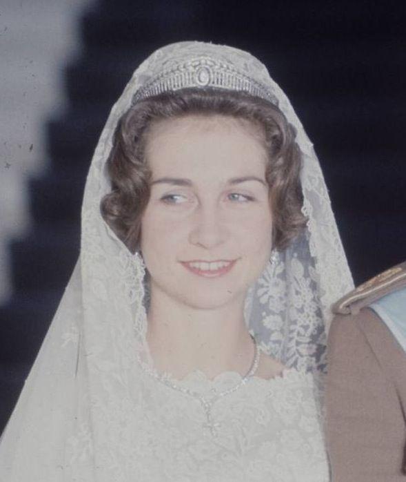 Sofía de Grecia Reina de España.