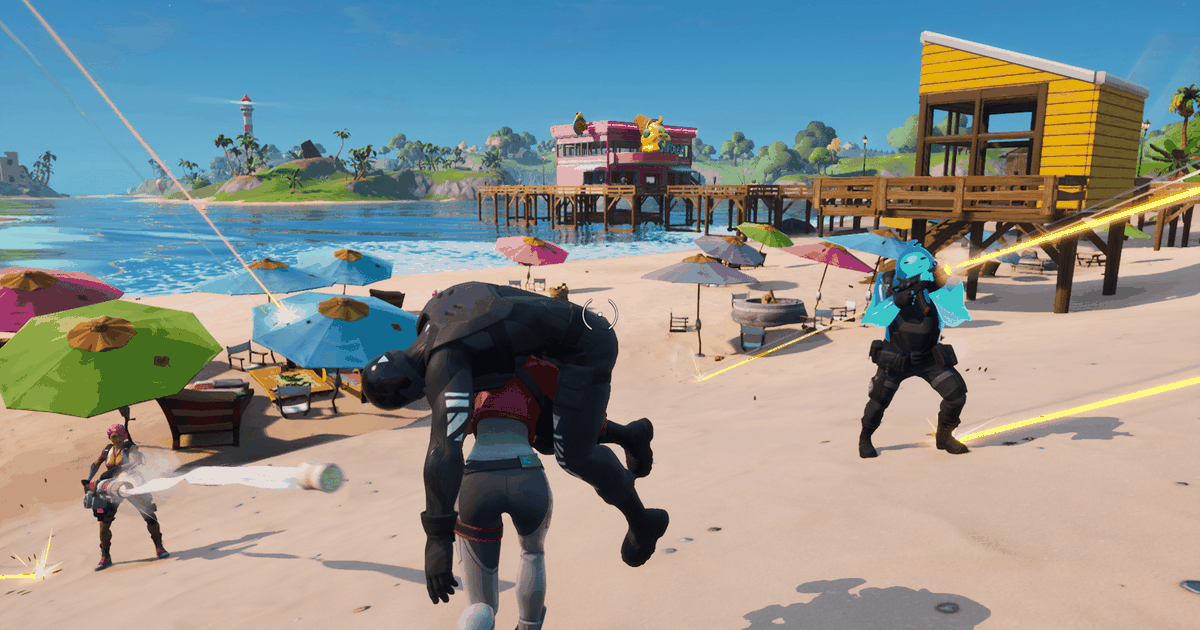 Heres All The New Stuff To Get Excited About In Fortnite