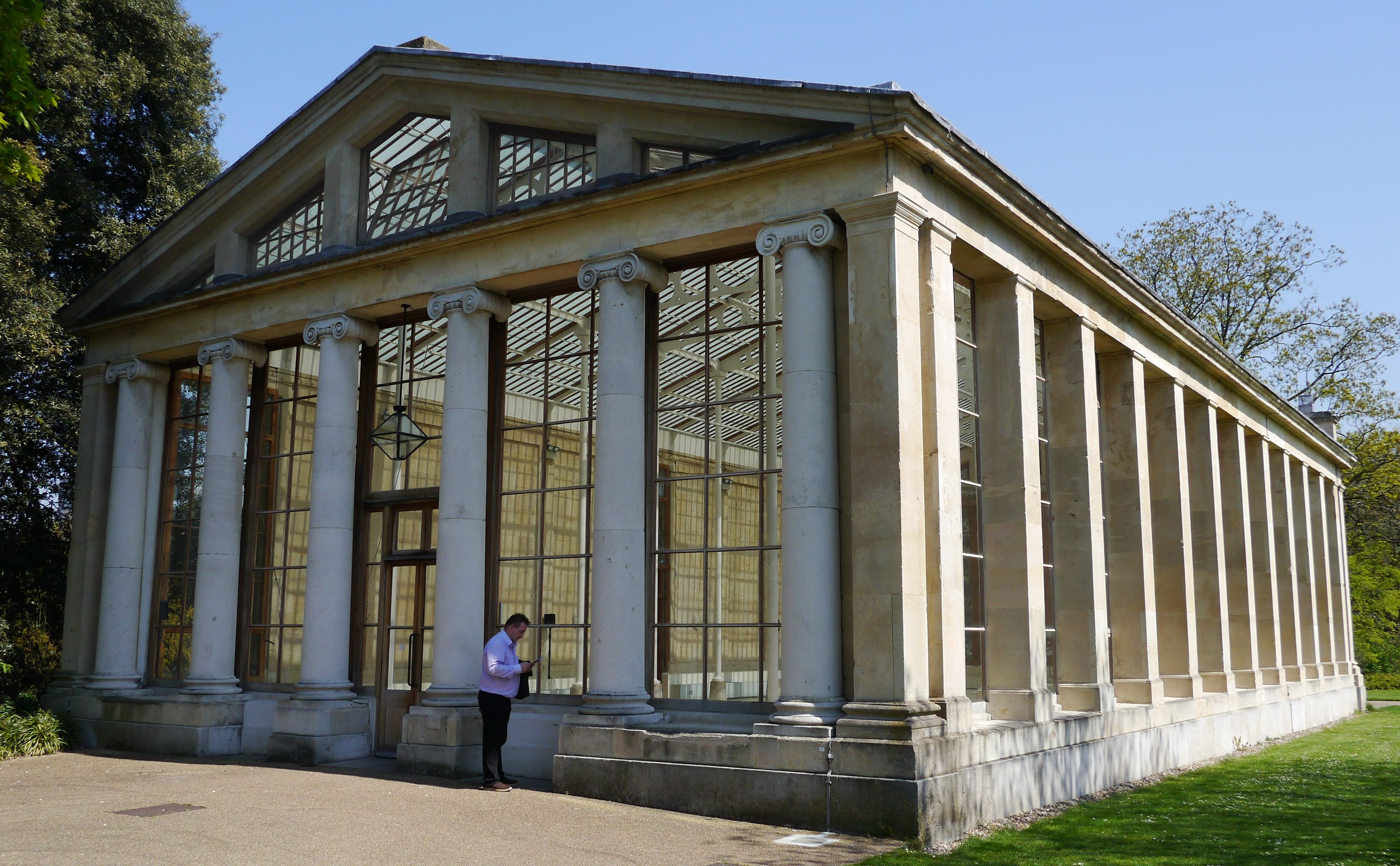 The Nash Conservatory One Of Kew 39 S Oldest 19 Century Glasshouses Originally One Of 4 Pavilions