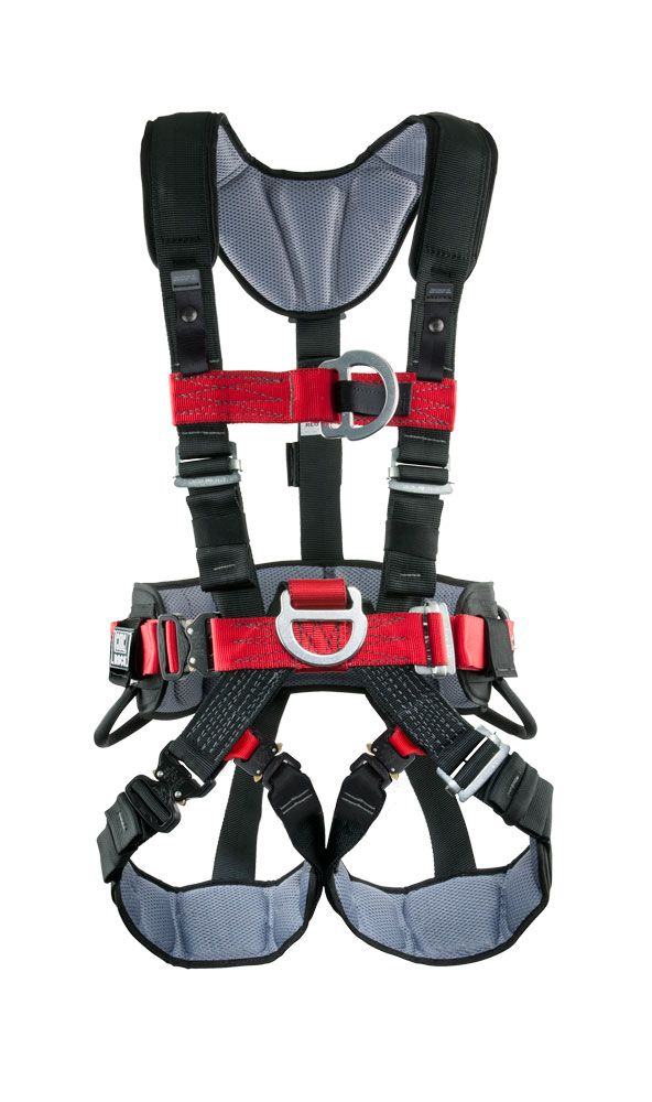CMC/ROCO Work Rescue No-Step Coat Style Harness | CMC Rescue