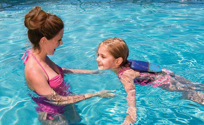 Home Teach Me To Swim By Swimways Teach Kids To Swim Swim Lessons Swimming Lessons For Kids