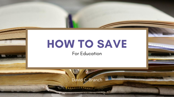 How to Save For Education | Personal finance articles ...