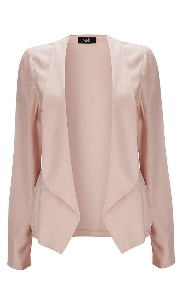 Wallis Pink Jacket Black Wedding Guest Outfits Jackets Groom