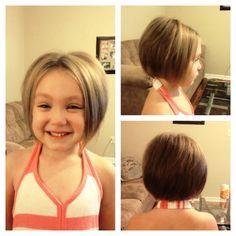 Little Girl Bob Little Girl Haircuts Bob Haircut For Girls Little Girl Bob Haircut