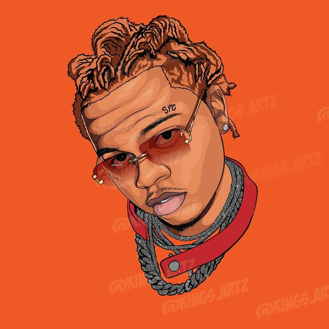 Gunna Wallpaper Rapper Art Tupac Wallpaper Animated Cartoons