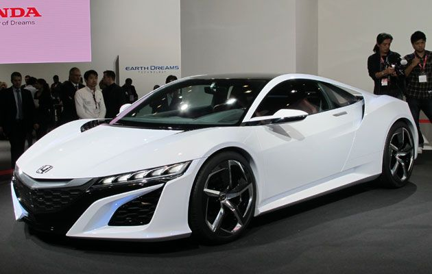 The cars of the Tokyo Motor Show