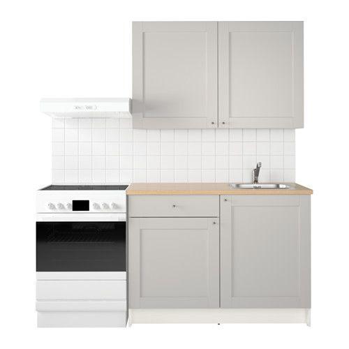 Best Knoxhult Kitchen Grey Ikea Kitchen In 2019 Kitchen 400 x 300