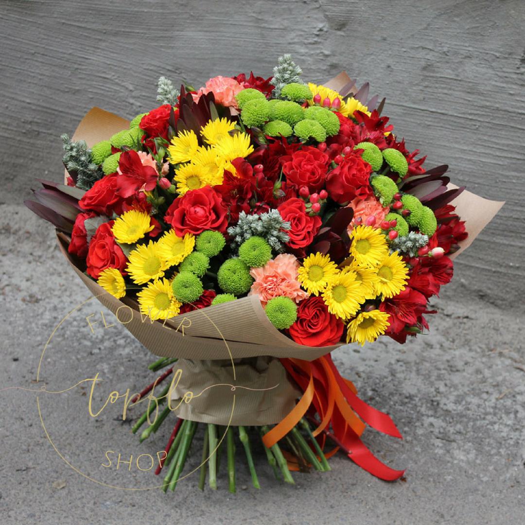 Букеты для мамы на день рождения, цветы