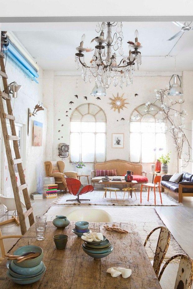 Espacios idílicos. Interiores llenos de arte e inspiracion - Blog decoración y Proyectos Decoración Online