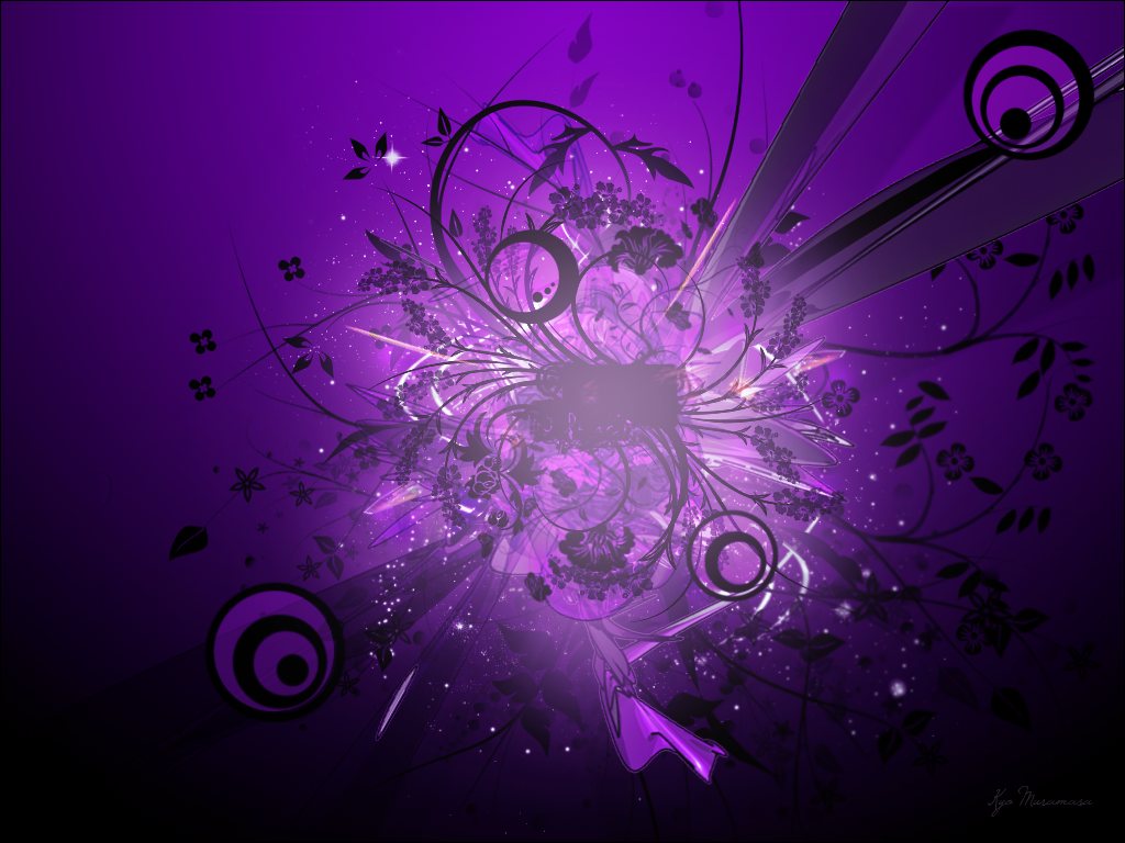 Abstract Wallpaper Girly Purple Wallpapers High Definition For HD