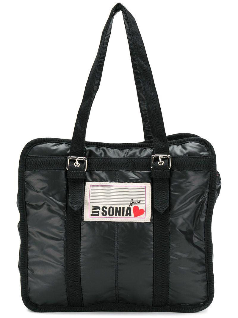 Black Bags Sonia Rykiel Bags Designer