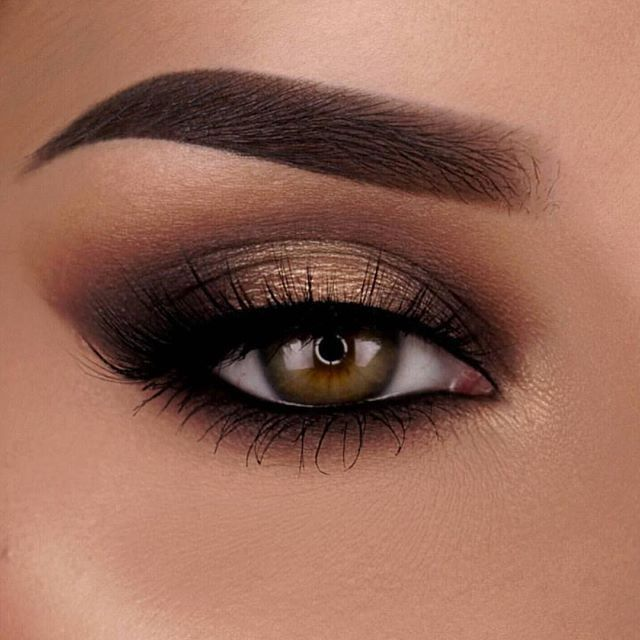 Photo of 57 beautiful eye make-up for day and evening – Estella K.
