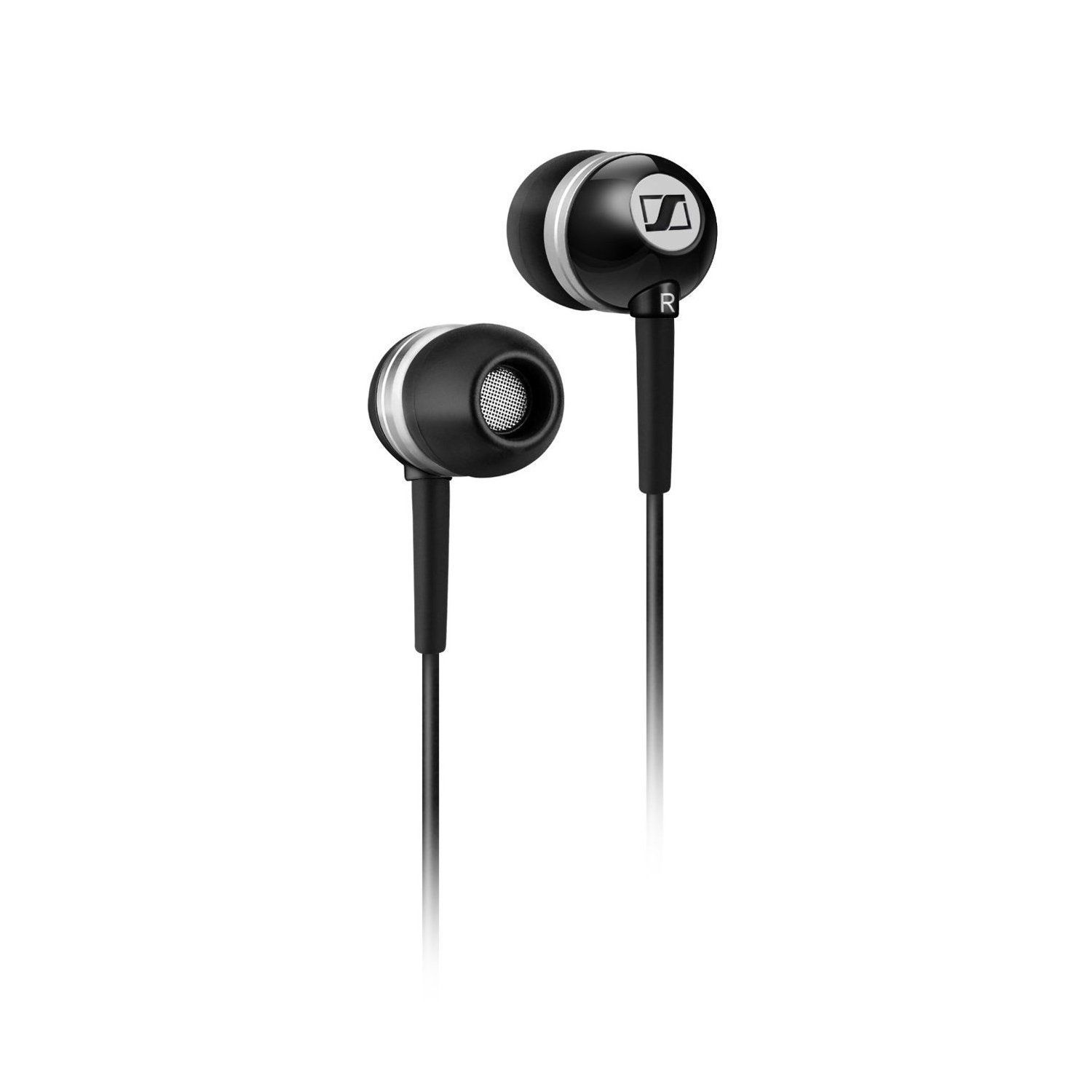 Sennheiser CX 300B MK II Precision Enhanced Bass Earbuds (Black)