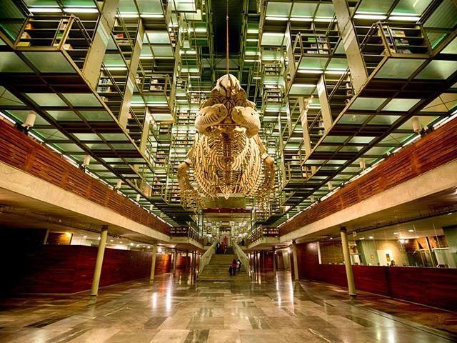 Biblioteca Vasconcelos Mexico Biblioteca Jose Vasconcelos
