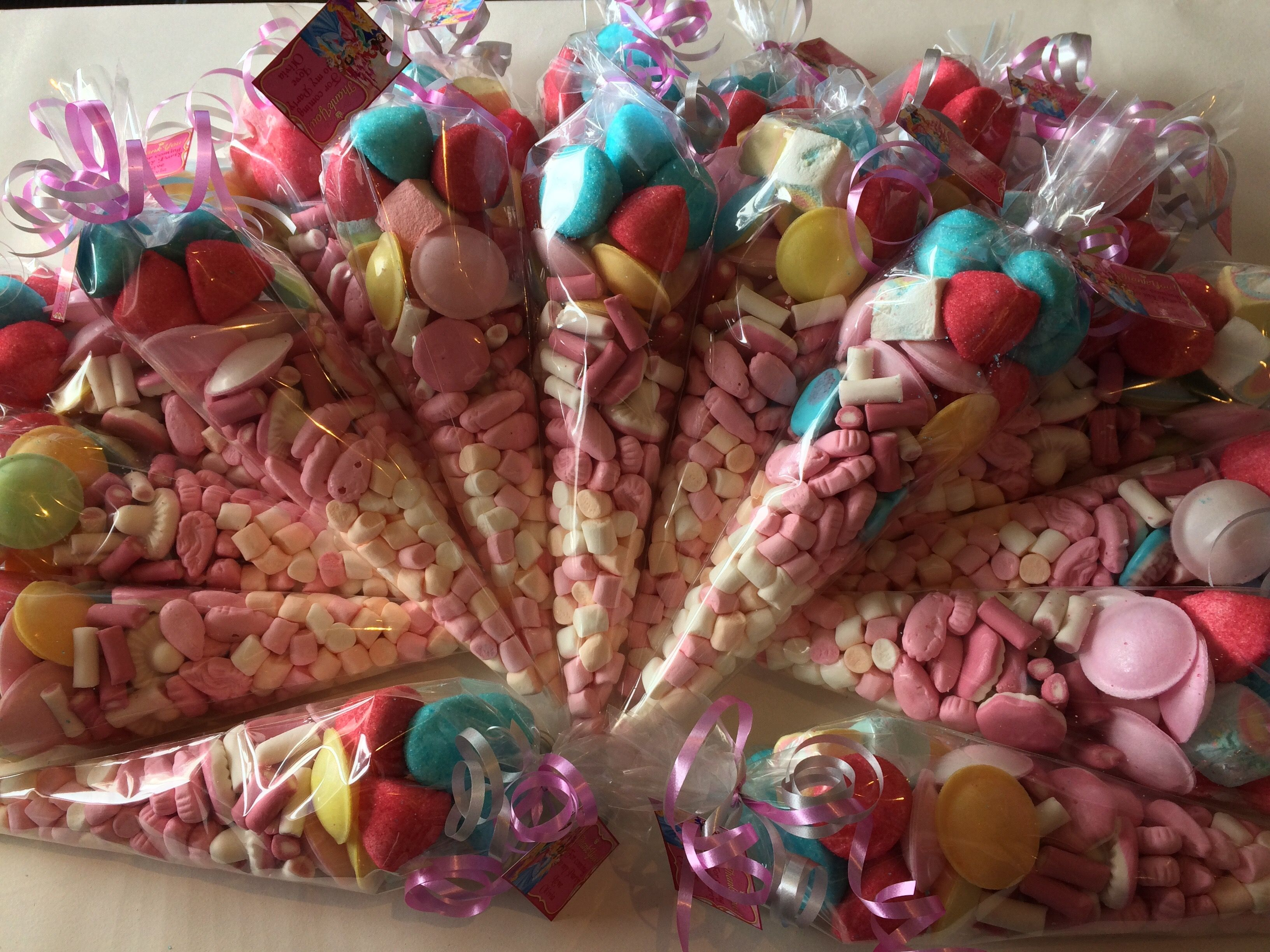 Princess Candy Cones by Sweet Memories #princess #candy #candycones #sweetmemories