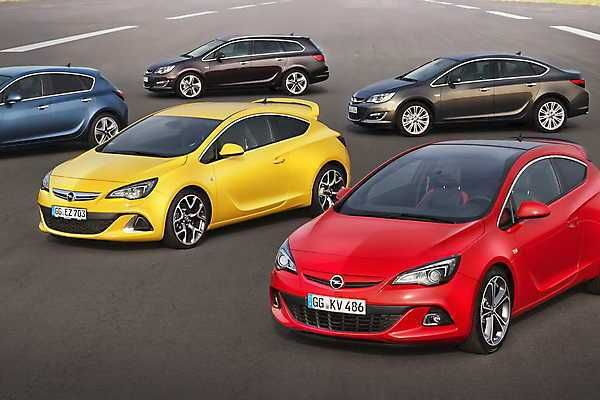 2018 2019 Opel Astra Features An Updated Line Of 2018 2019 Opel Astra Opel Automobile New Cars