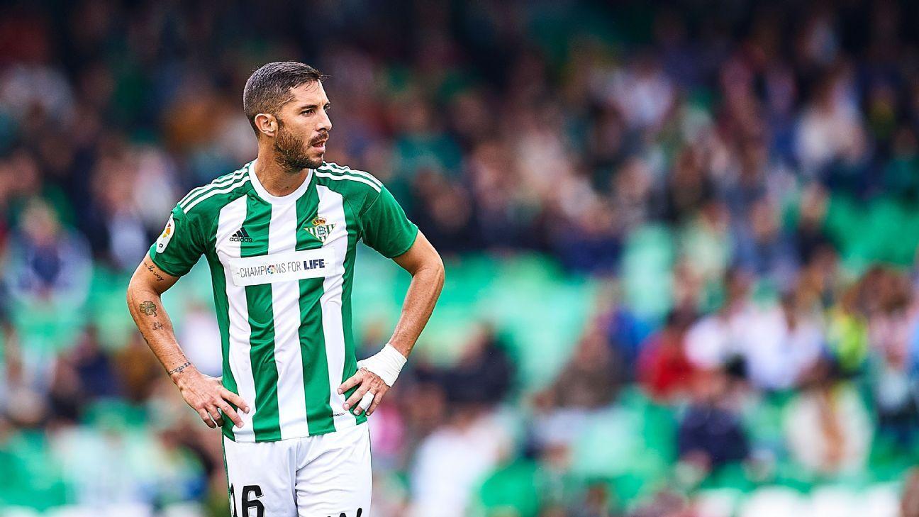 Western Sydney Wanderers sign ex-Real Betis winger Alvaro Cejudo