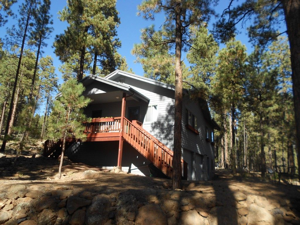 Cabin vacation rental in flagstaff from